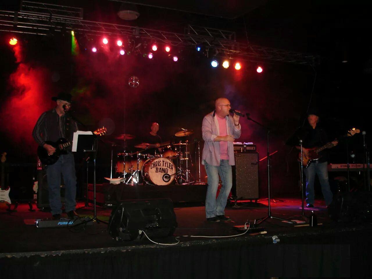 Chris Tyler Band @ Spirit of the Suwannee Music Park | Live Oak | Florida | United States