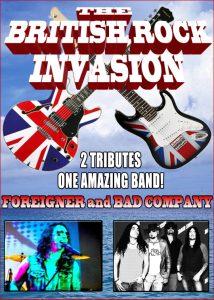 Foreigner / Bad Company - Tribute Show @ Spirit of the Suwannee Music Park | Live Oak | Florida | United States