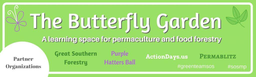 Butterfly Garden-banner