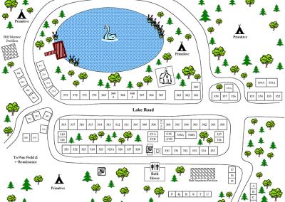 Lake Map 2016