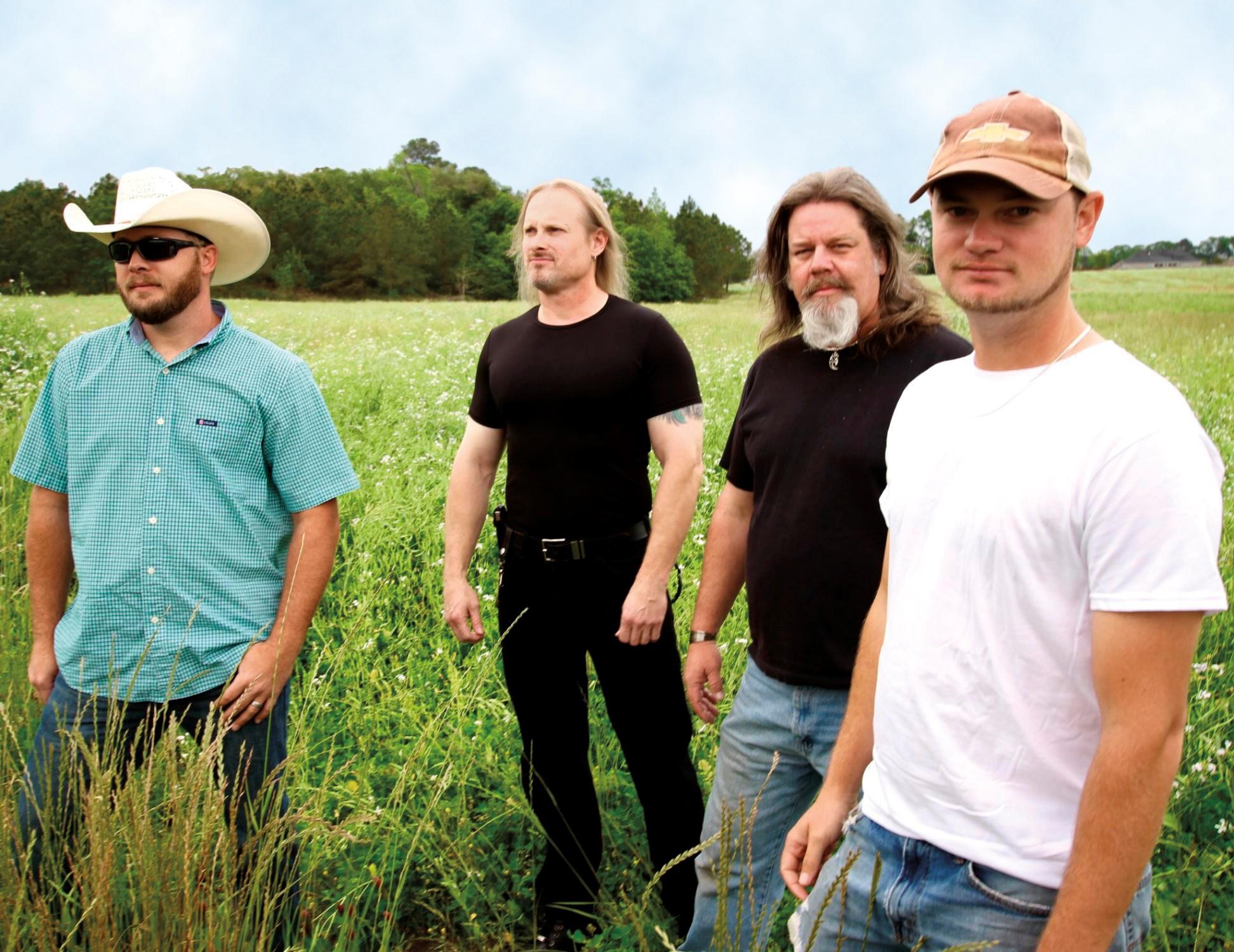 Naturally Southern Band @ Spirit of the Suwannee Music Park | Live Oak | Florida | United States