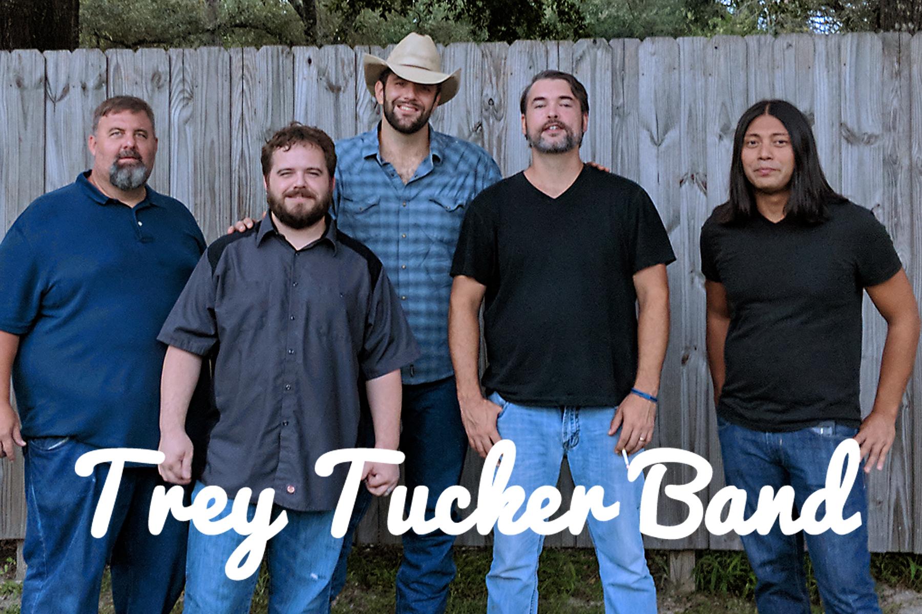Trey Tucker Band @ Live Oak | Florida | United States