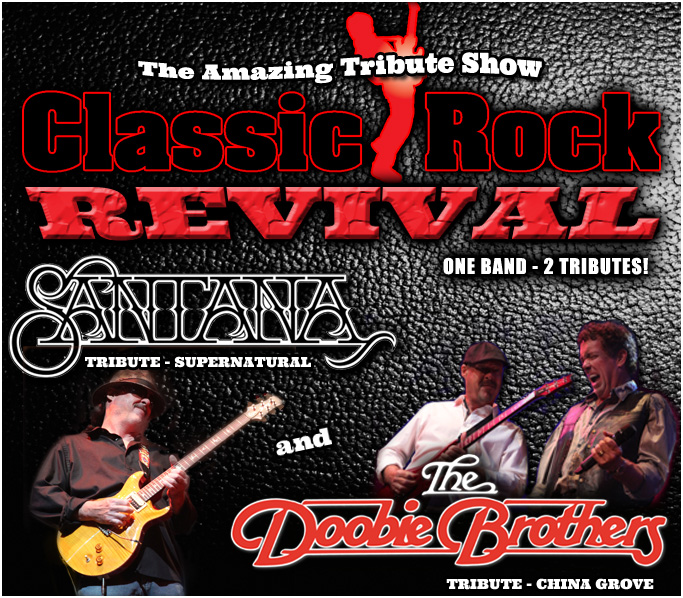 Santana / Doobie Brothers Tribute Show @ Live Oak | Florida | United States