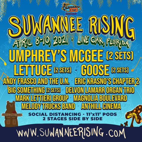 Suwannee Rising 2021