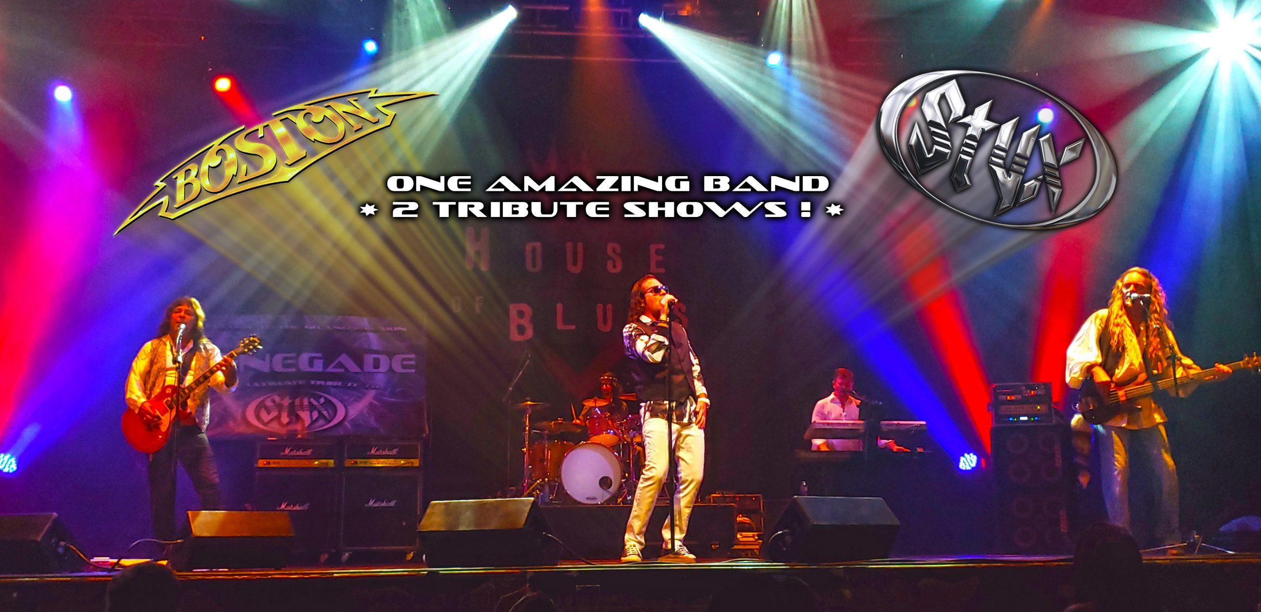 Destiny of Rock (Boston/Styx Tribute)