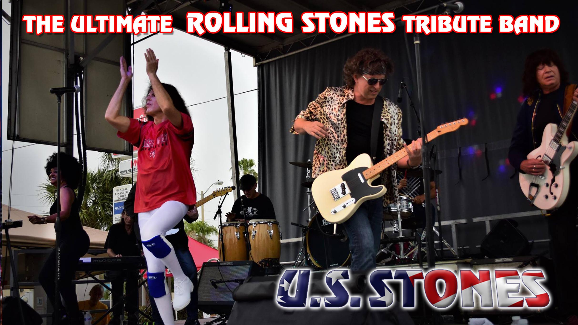 US Stones (Rolling Stones Tribute)