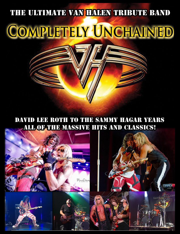 Completely Unchained (Van Halen Tribute)