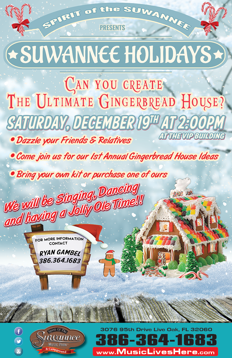 Th Ultimate Gingerbread House