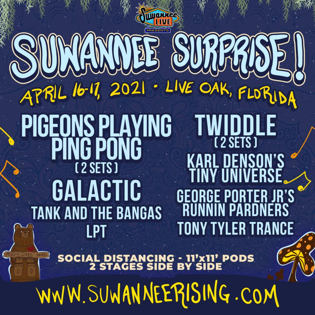 Suwannee Surprise!